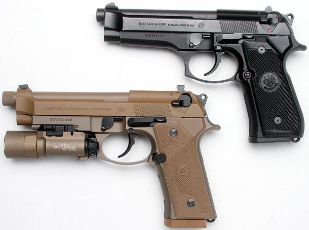 Beretta M9A3 REALGUN REPORT【2...
