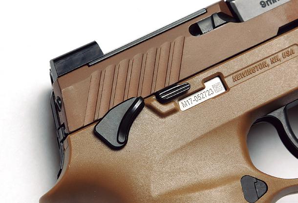 海外実銃レポート】SIG SAUER P320-M17 | ニュース | アームズ