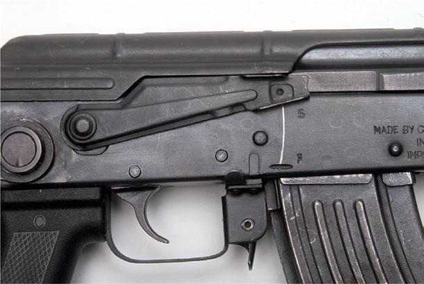 実銃レポート WASR 10/63UF | ニュース | アームズマガジンウェブ